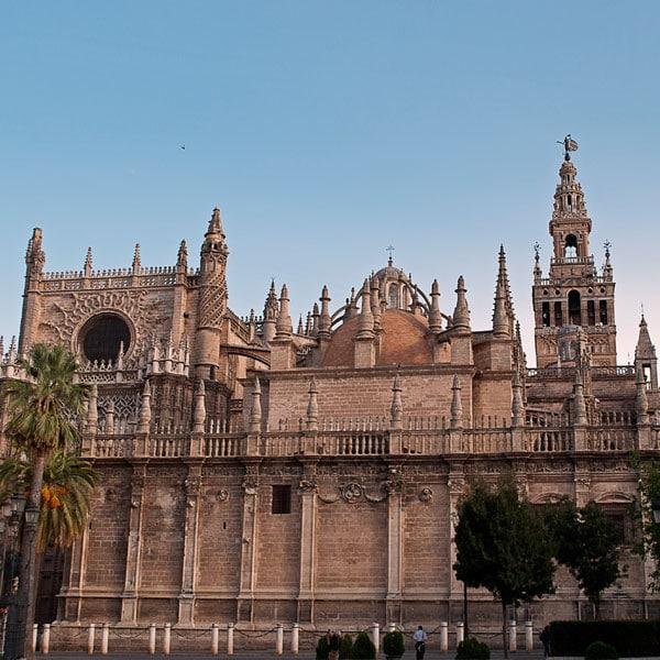 Historia de las Fachadas de la Catedral de Sevilla