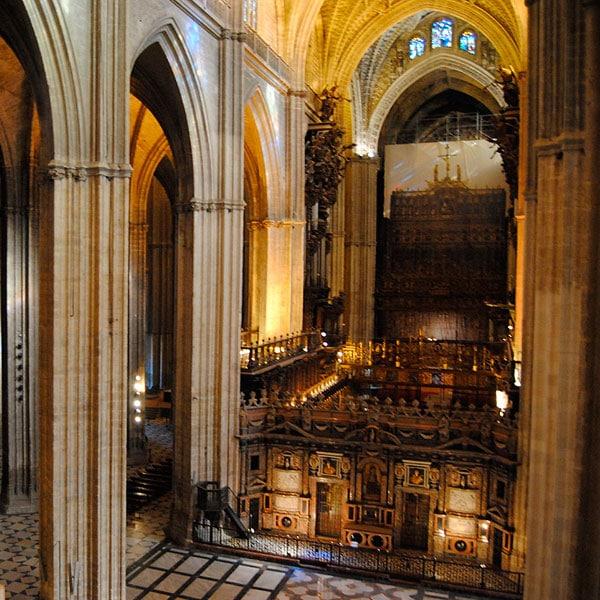 Historia del Arte de la Catedral de Sevilla