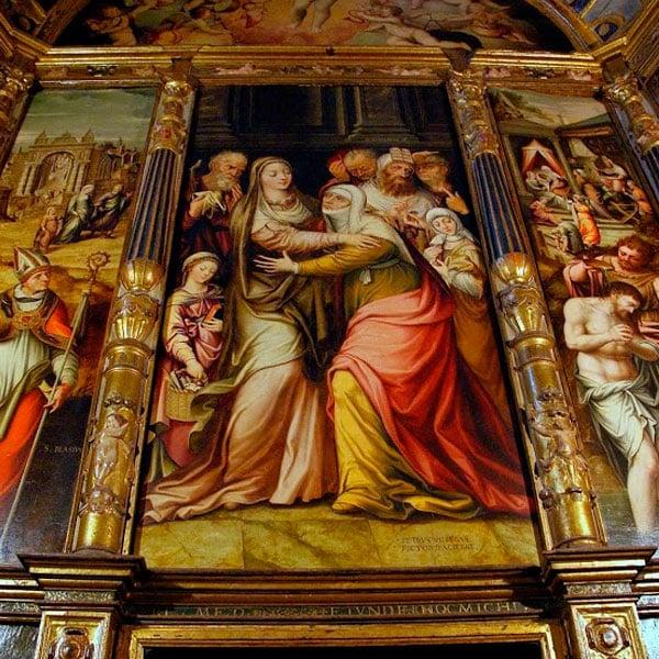 Arte y Pintura en la Catedral de Sevilla