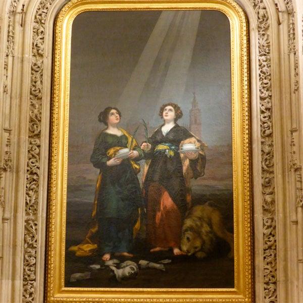 Tratado de Arte Catedral de Sevilla