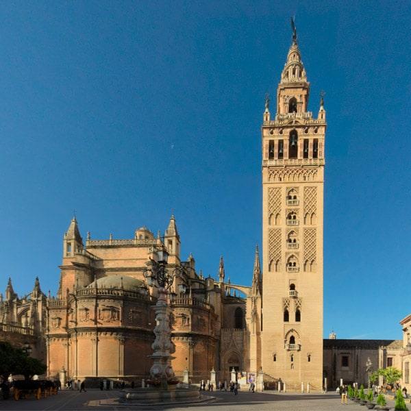 Exteriores Giralda Sevilla
