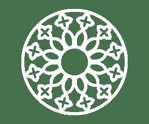 Ilustración del Rosetón de la Catedral de Sevilla