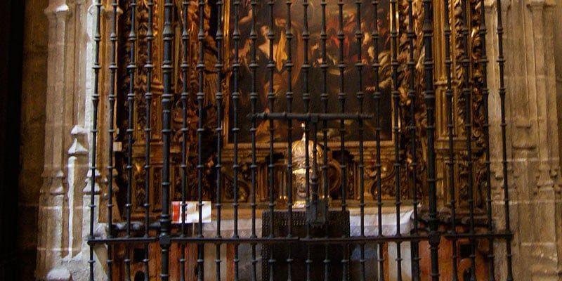 Altar de la Asunción