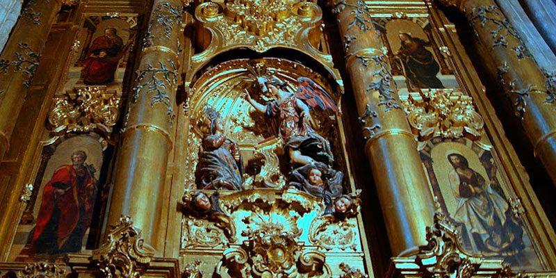 Altar de las Doncellas