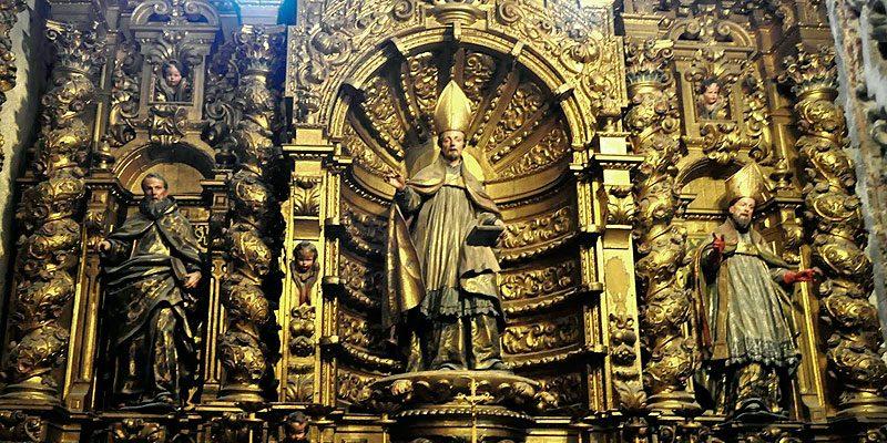 Altar de San Leandro
