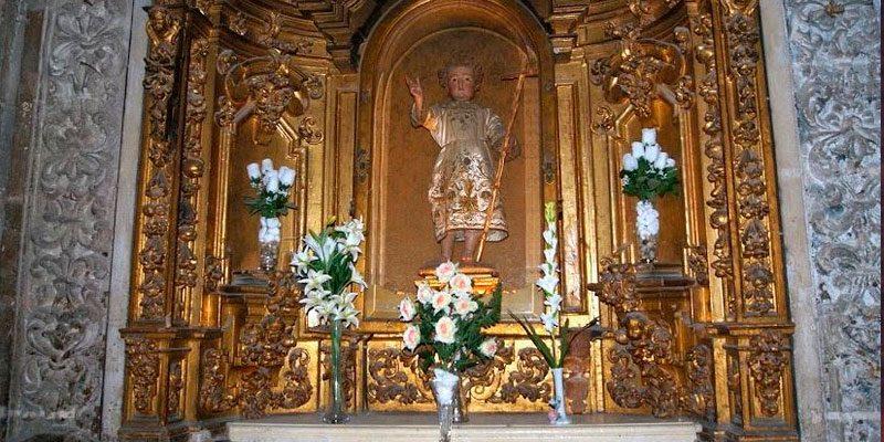 Altar del Niño Mudo