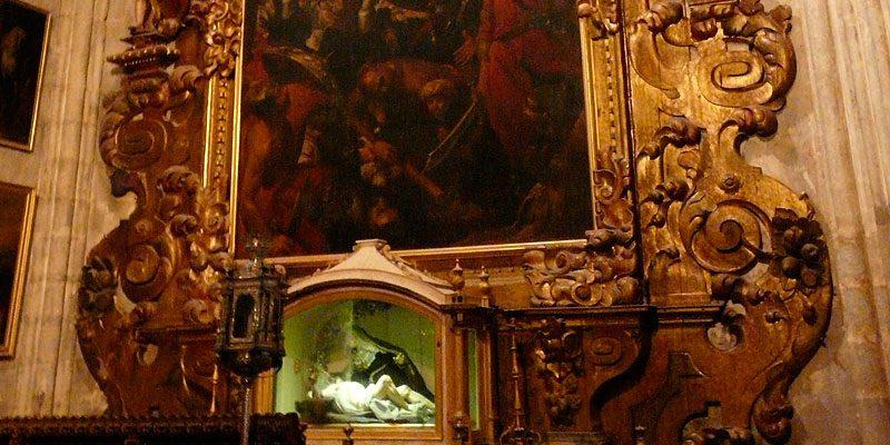 Capilla de Santiago Catedral de Sevilla