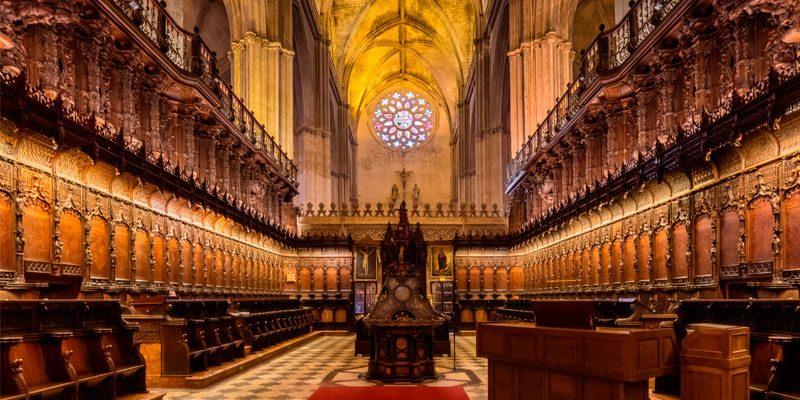 Coroy Órganos Catedral de Sevilla