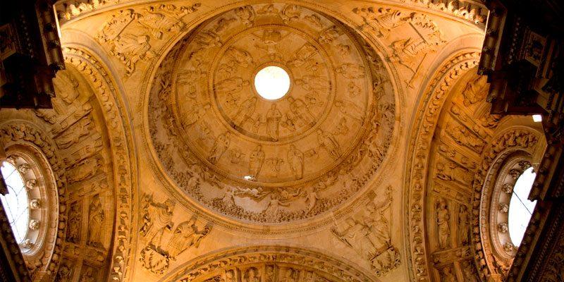 Cúpula de la Sacristía Mayor