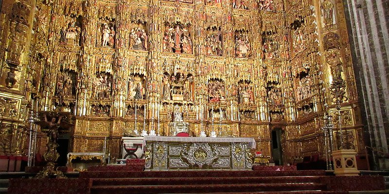 Estilo Gótico Catedral de Sevilla