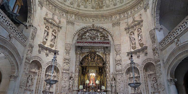 Historia Religiosa de la Catedral de Sevilla