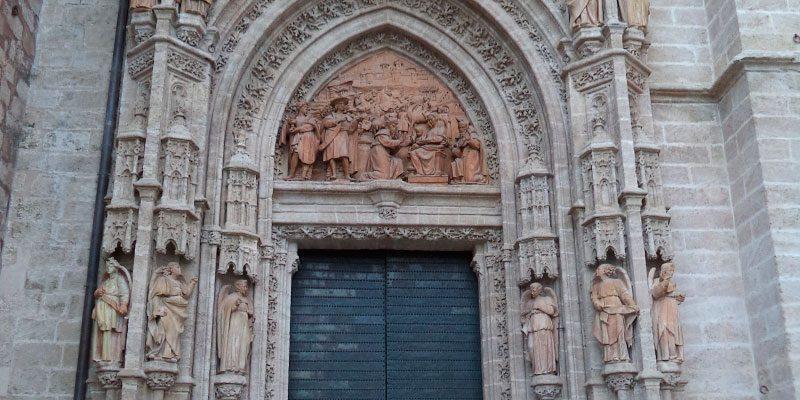 Puerta de la Adoración de los Magos