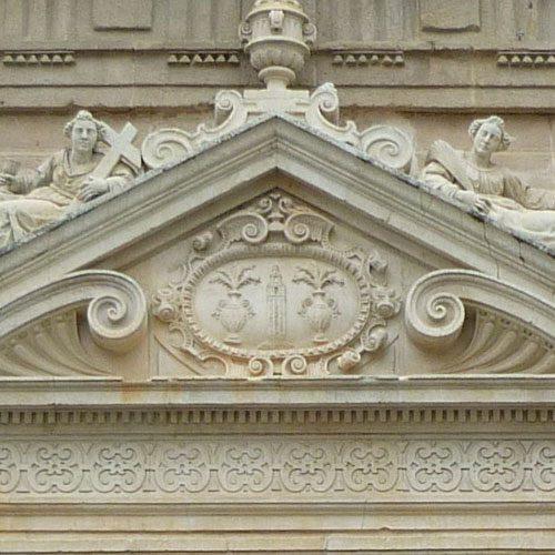 Detalles Puerta Sagrario