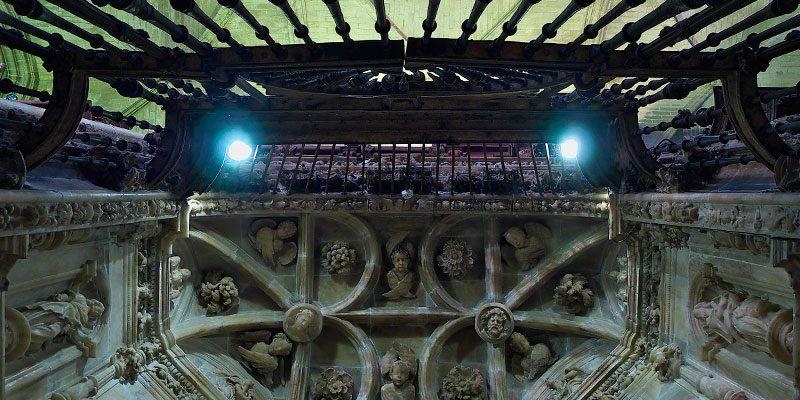 Capilla de San Gregorio