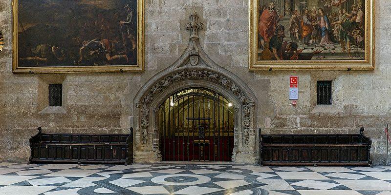 Trasaltar Catedral de Sevilla
