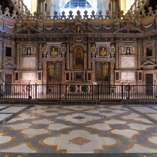 El Trascoro de la Catedral