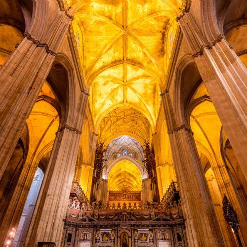 El Trascoro de la Catedral del Sevilla