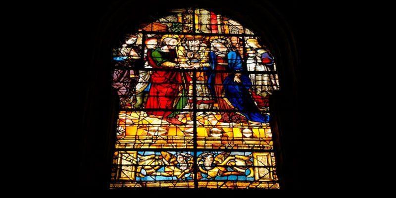Vidriera Barroca Catedral de Sevilla