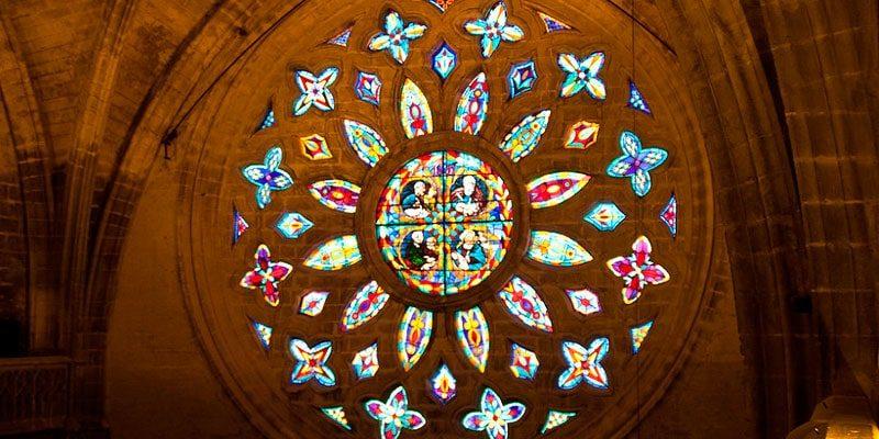 Vidriera Renacentista Catedral de Sevilla