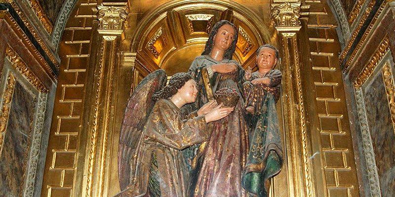 Virgen del Madroño
